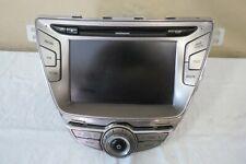 ✅ 11 12 13 2011-2013 Hyundai Elantra XM SAT Radio CD MP3 Player NAVI Screen OEM