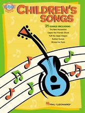 Children's Songs Sheet Music Fingerstyle Guitar Finger Style Guitar NE 000699510