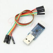 USB 2.0 to TTL UART 6PIN Module CP2104 Serial Converter STC PRGMR Replace CP2102