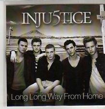 (CS658) Injustice, Long Long Way From Home - 2010 DJ CD