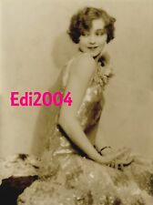 "NANCY CARROLL Vintage Original Photo ""HAL PHYFE"" Double Weight OVERSIZE PORTRAIT"