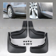 MUD FLAP FLAPS SPLASH GUARDS MUDGUARD FOR 2009~2012 VW GOLF 6 MK6 HATCHBACK 2010
