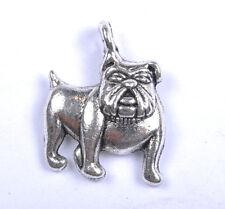 Dog Charm Pendant Jk0732 20pcs Silver Animal Pet