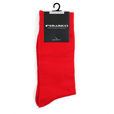 Men's Wedding Groomsman Bold Colorful Solid Dress or Casual Socks 10 - 13 New