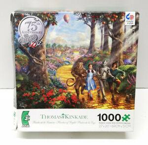 Thomas Kinkade The Wizard of Oz 75th Anniversary Puzzle 1000 Pieces