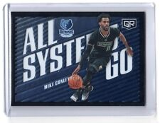 """MIKE CONLEY 2016-17 GRAND RESERVE """"ALL SYSTEMS GO"""" CASE HIT - MEMPHIS GRIZZLIES!"""