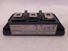* Eupec Powerblock Module CZ 200 R 06 KN 2, Used