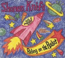 Shonen Knife Riding On The Rocket Uk 12""