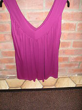 SIZE 18/20 approx brand new with labels  'V' NECK (front & back) tunic top