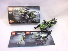 Lego Technic 42021 Schneemobil mit OVP + BA