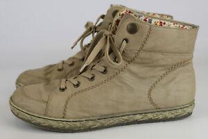 Rieker  Gr.39  Damen  Stiefel  Stiefeletten Boots   Nr. 41 E