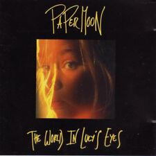 CD NEU OVP Papermoon The World in Lucy´s Eyes 11Track 94er Album Folk Pop Tip