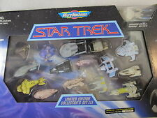 Micro Machines Star Trek Limited Edition Collector's Set 3 III Rare Galoob 65940