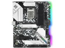 ASRock B460 STEEL LEGEND LGA 1200 Intel B460 SATA 6Gb/s ATX Intel Motherboard
