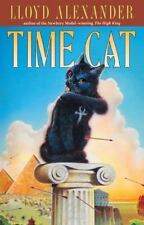 Time Cat:Remarkable Journeys of Jason and Gareth by Lloyd Alexander (Paperback)