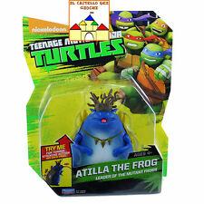 TARTARUGHE NINJA Personaggi Base 11cm Teenage Mutant Ninja Turtles TMNT