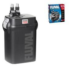 Fluval 305 leistungsstarker Außenfilter, Aquariumfilter inklusive Zubehör