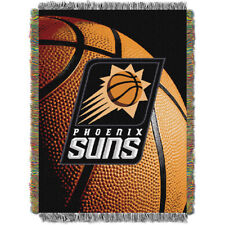 The Northwest Company Phoenix Suns Photo Real Woven Tapestry Throw