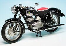 Schuco 1/10 DKW RT 350 Motorbike, Black - 450657200