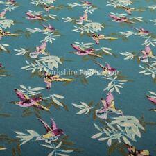 Telas y tejidos tapizado en color principal azul