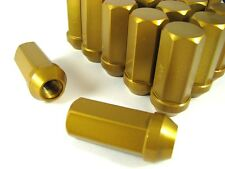 Lug Nuts Lightweight Racing Closed-End 12x1.5 Gold