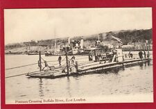 More details for pontoon ferry crossing buffalo river east london south africa pc unused am75