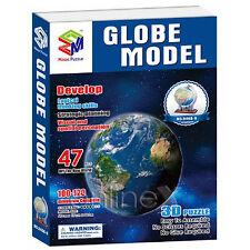 Puzzle 3D Globo Mundo Juguete Educativo a1478