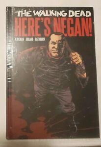 Walking Dead Here's Negan FYE Exclusive Cover Hardcover HC