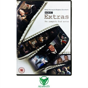 Extras Season 1 Region 2 DVD [T]
