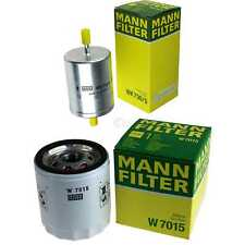 Mann-filter Set Ford Mondeo III B5Y 2.0 16V 1.8 Transit Pickup/Chassis