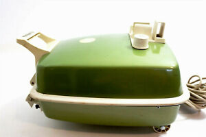 Vintage EUREKA Vacuum Cleaner Model 616 D in Green ~ Main Unit Only ~ Runs Good