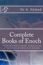 Complete Books of Enoch: 1 Enoch (First Book of Enoch), 2 Enoch (Secrets of Enoc