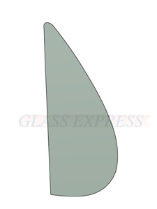 FREIGHTLINER CASCADIA (08-19) RIGHT VENT GLASS