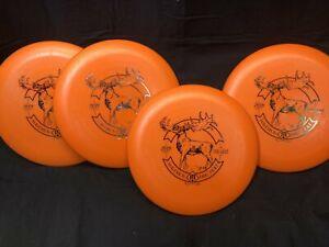 Innova KC Pro Aviar, 175 g, orange, giant elk stamp