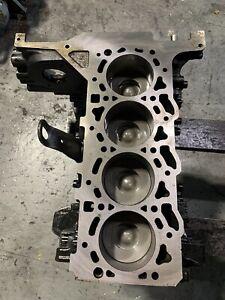 FORD TRANSIT 2.4 tdci diesel MK7 short engine crank block pistons rwd 2007-2015