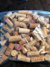 Lot Of Used Wine Corks 100 Count Crafts