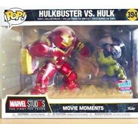 **EXCLUSIVE** Funko POP! Hulkbuster vs. Hulk #394 Avengers Infinity War Endgame