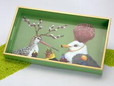 PPD Tablett Lacktablett aus Holz Sully´s Party 31 x 17,5 cm