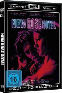New Rose Hotel - (1998) - DVD - Abel Ferrara, Christopher Walken