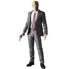 The Dark Knight Harvey Dent Mafex Action Figure