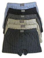 3x Men's Boxer Shorts Big Size Boxers, Cotton Rich Underwear 2XL 3XL 4XL 5XL 6XL