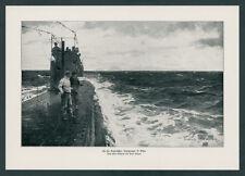 Claus Bergen Kaiserliche Marine Walter Remy U-Boot U 90 St. Kilda Schottland ´18