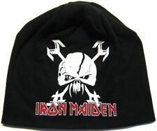 Iron Maiden Beanie Final Frontier Mütze Strickmütze Cap