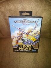 TWIN HAWK Sega Mega Drive OVP Komplett
