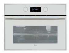 Horno compacto Teka HLC840, Blanco, 44 L, HydroClean, A+