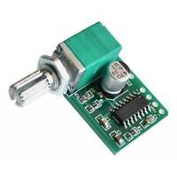 PAM8403 5V Dc Audio Verstärkerplatine 2 Kanal 2X 3 Watt Lautstärkeregler Usb oe