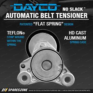 Dayco Automatic Belt Tensioner for Mitsubishi ASX XA Delica Lancer CJ Outlander