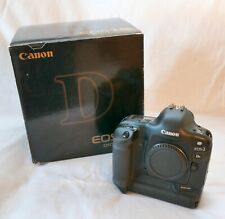 """Canon EOS 1Ds Full Frame DSLR (New Old Stock) + RRS """"L"""" Bracket  -  Collectible"""