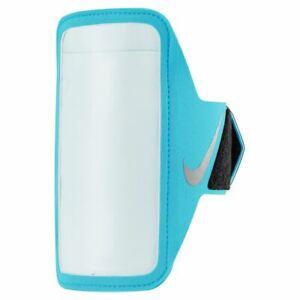 Nike Lean Arm Band - Phone Case - Running - Blue