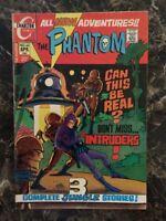 The Phantom Vol. 5, No. 49, April, 1972, Charlton Press Comics ⚜️📓 📈